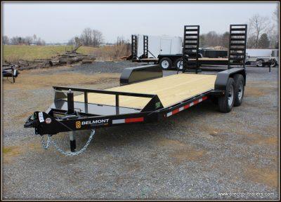 Belmont Skid Steer Equipment Trailer