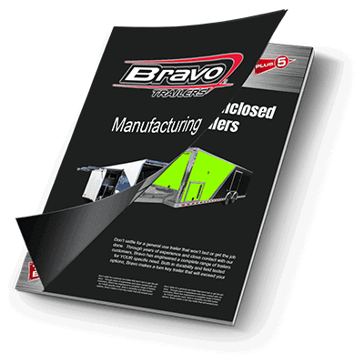 Bravo Manufacturing Catalog Cover Photo 2