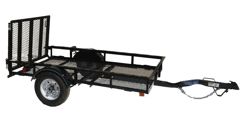 Top Hat Derby JR 15 Single Axle Utility Trailer 1.2