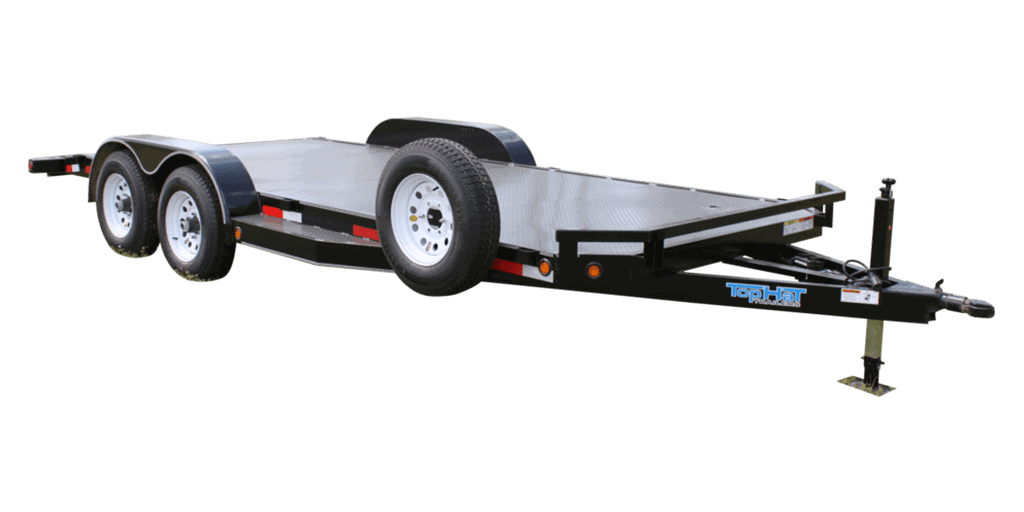 Top Hat HD All Steel Car Hauler 10K Trailer 1.3