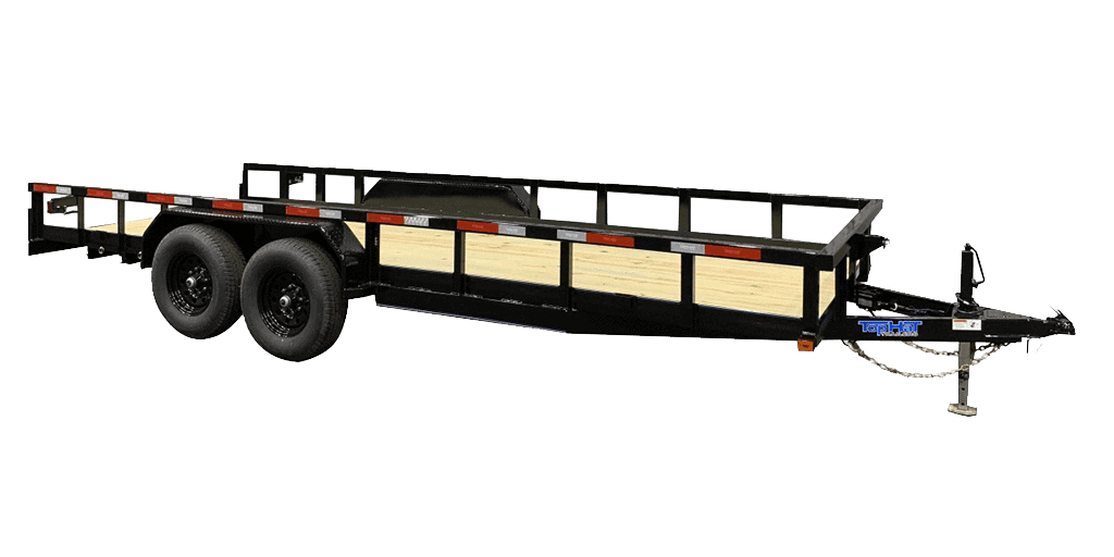 Top Hat Heavy Tube 14K Fender Style Equipment Trailer 1.2