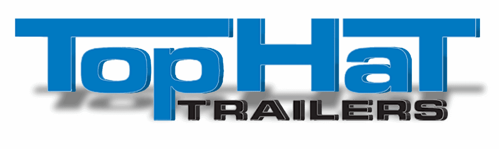 Top Hat Trailers Logo 3D (Shadow)