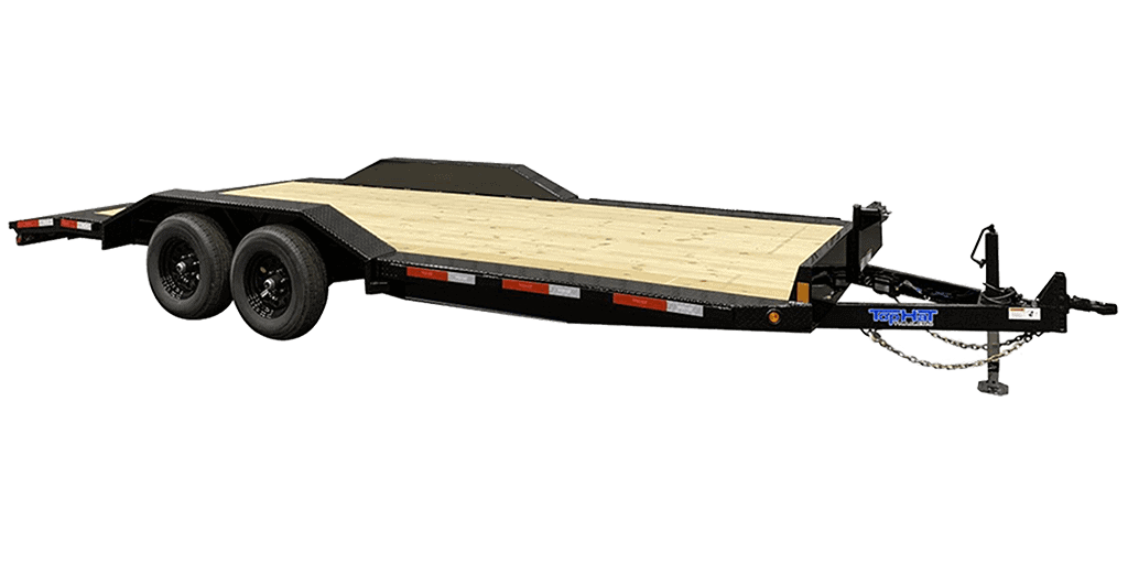 Top Hat Wide Drive Over 10K Fender Style Equipment Trailer 1.2