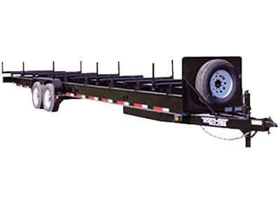Top Hat specialty trailers 1