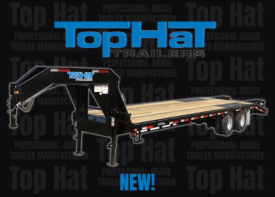 Home Page - Top Hat All New Logo and Photo Gooseneck Dual Wheel