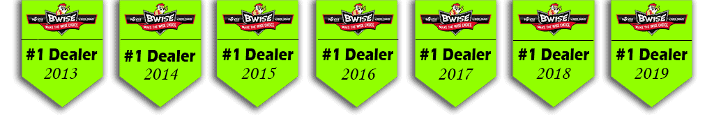 Bwise Trailers Number One Trailer Dealer 7 Year in a row