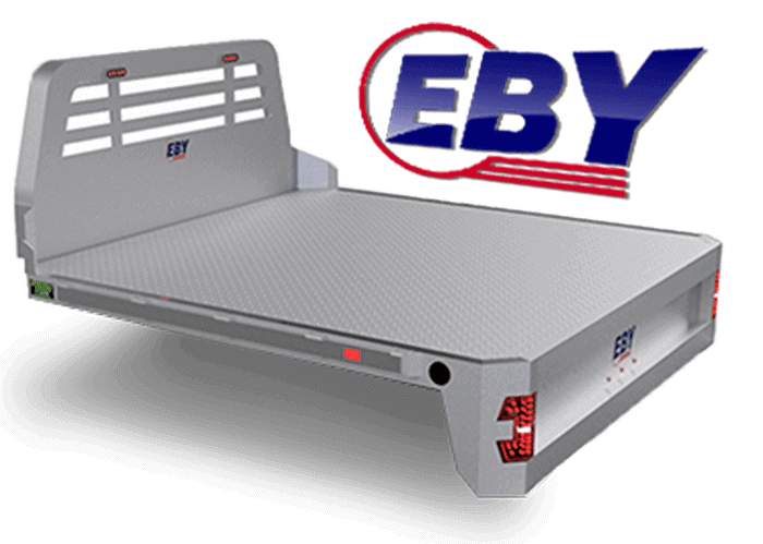 EBY Truck Body Logo Brechbill Trailer Sales
