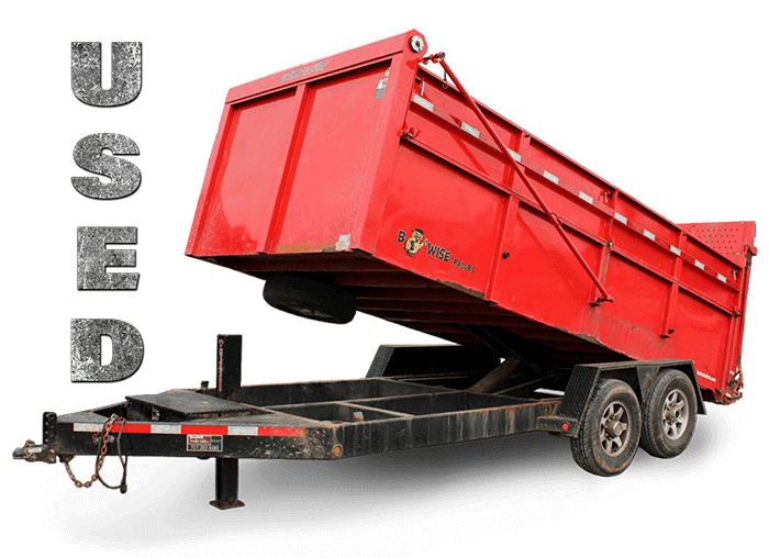 Used Trailers for sale at brechbill trailer sales