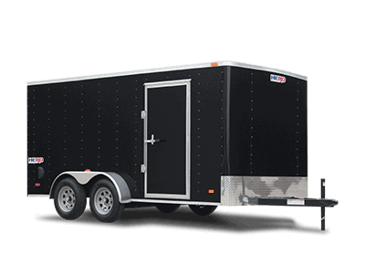 Hero Enclosed Trailer