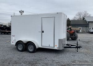 Bravo Scout Enclosed Cargo Trailer SC612TA2