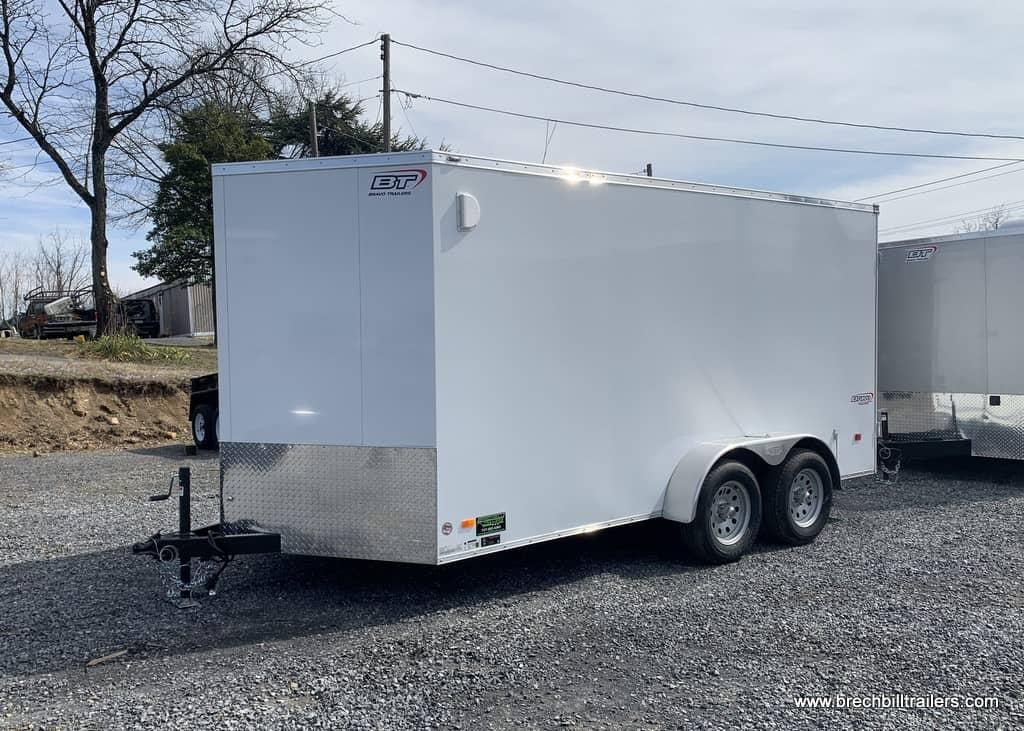 Bravo Scout Enclosed Cargo Trailer SC714TA2