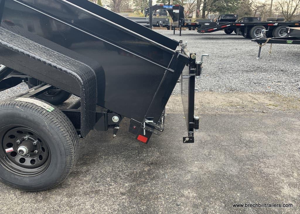 Bri-Mar Dump Trailer DT610LP-LE-10