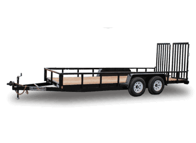 HDLS Bri-Mar Equipment Trailer