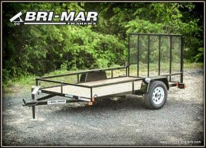 Bri-Mar Utility Trailer FOR SALE NEAR ME
