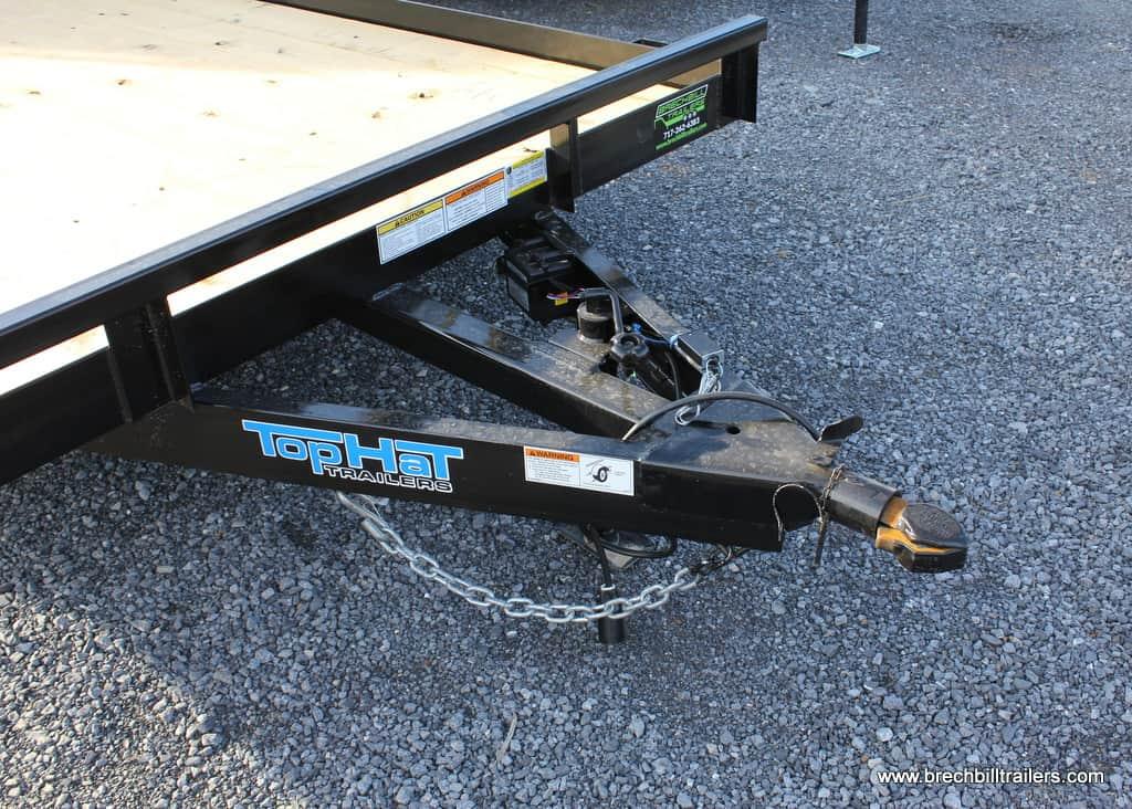 TopHat Car Hauler Trailer CH16X83-7E-R
