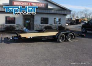TopHat Car Hauler Trailer CH18X83-7E-R