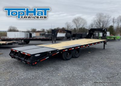 TopHat Deck Over Gooseneck Low Pro Trailer