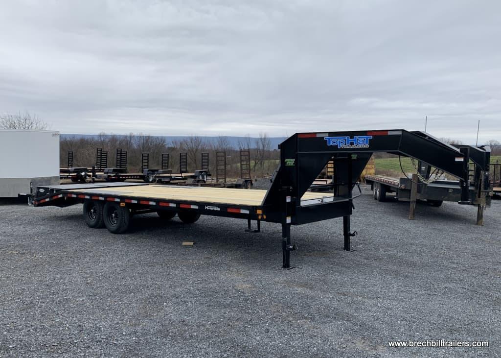 TopHat Deck Over Gooseneck Low Pro Trailer