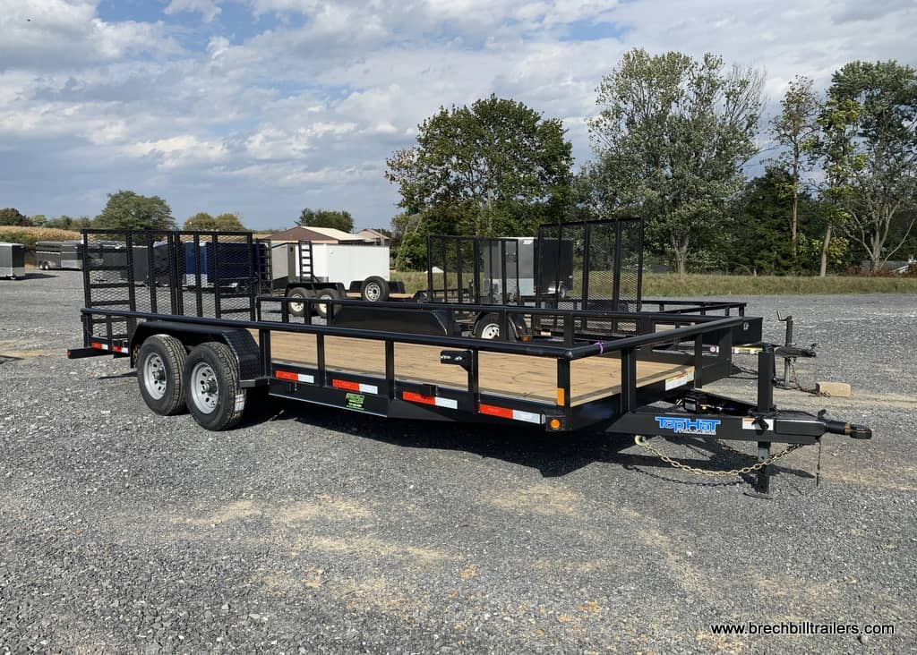 GRAY LANDSCAPE UTILITY TRAILER FOR SALE NEAR ME
