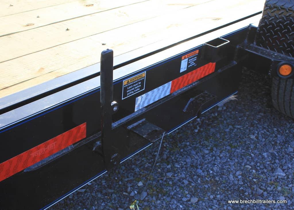 TopHat Tilt Deck Shock Trailer TDS20X83-14E-F