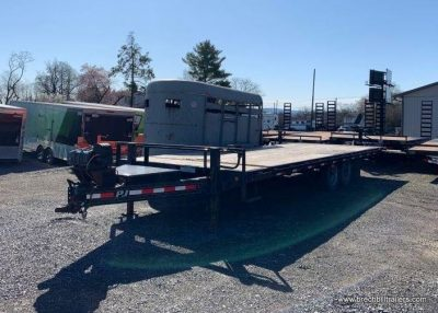 Used PJ Tilt Trailer