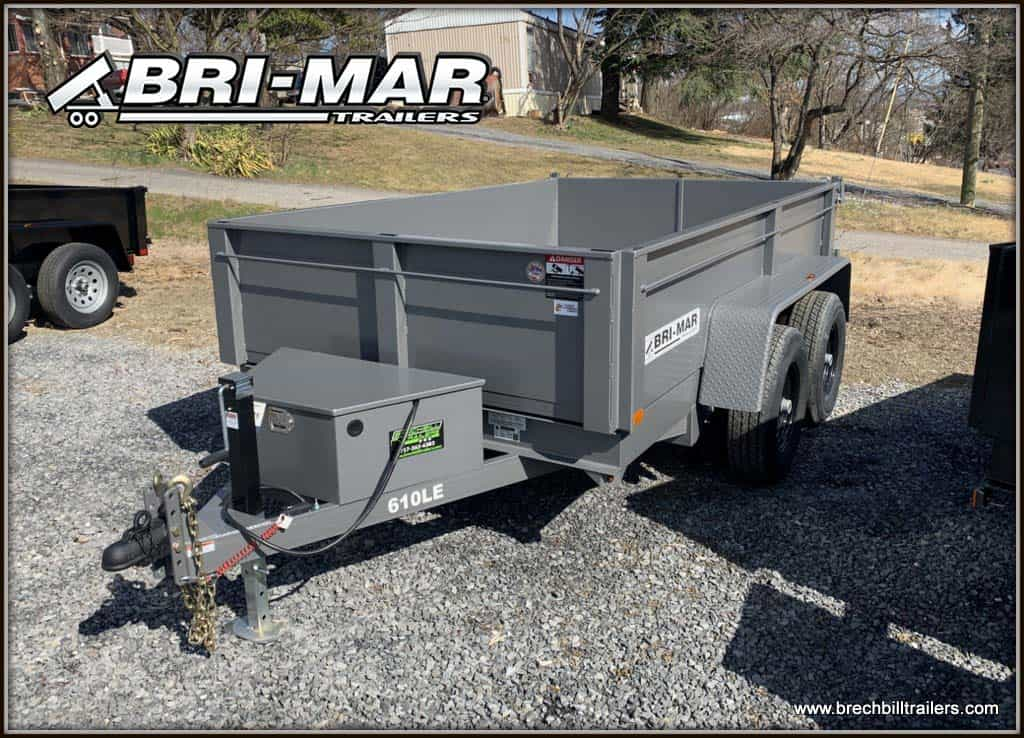 Bri-Mar Dump Trailer for sale near me