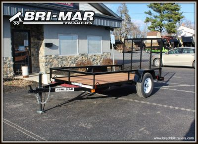 BLACK UTILITY TRAILER FOR SALE NEAR ME 5 BY 10