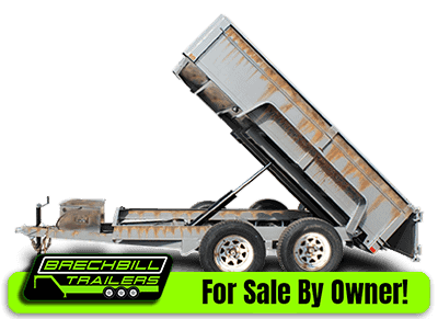 Used trailers for sale by owner Dump Trailer Picture