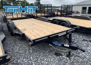 BLACK CAR HAULER TRAILER FOR SALE NEAR ME