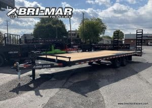 BLACK DECK OVER EQUIPMENT TRAILER OVER THE FENDERS FOR SALE NEAR ME