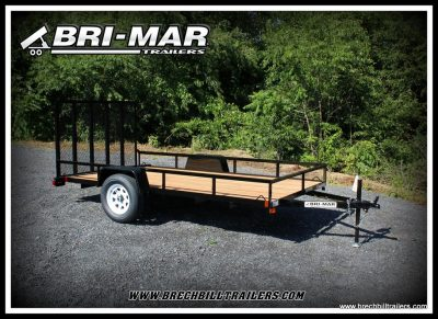 BLACK UTILITY TRAILER FOR SALE NEAR ME