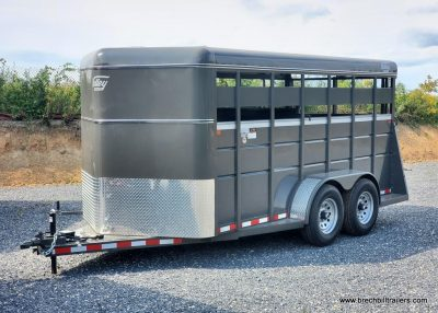 Charcoal Valley Cow Trailer Livestock Horse Steel Trailer for sale near me