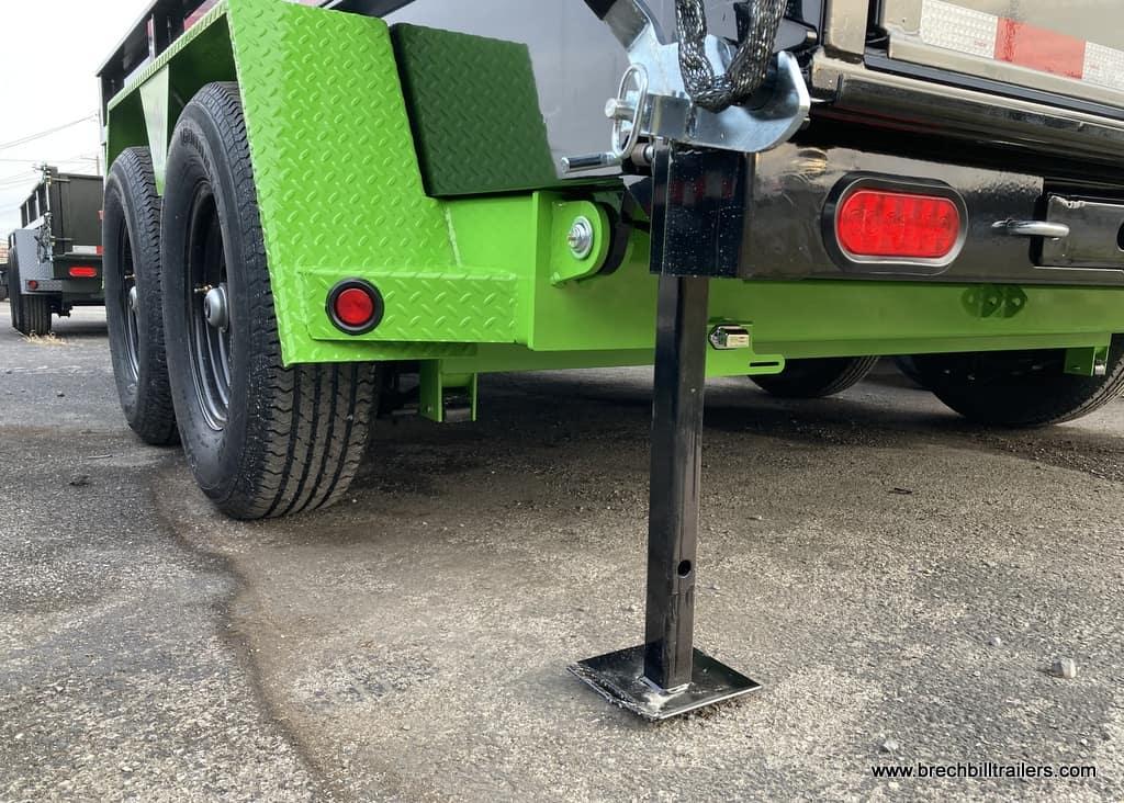 NEW BWISE STEEL DUMP TRAILER FOR SALE NEAR ME