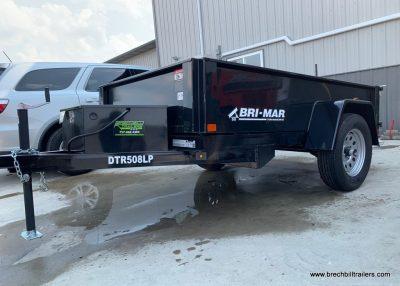 NEW STEEL DUMP TRAILER FOR SALE
