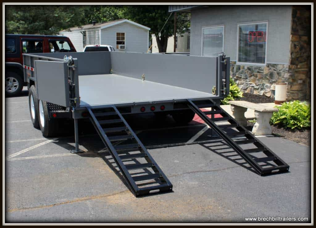 BWISE DLP16-15 TRAILER FOR SALE
