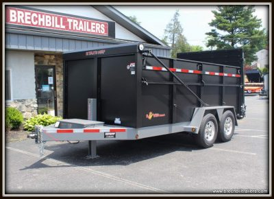 ULTIMATE DUMP LOW PROFILE TRAILER FOR SALE