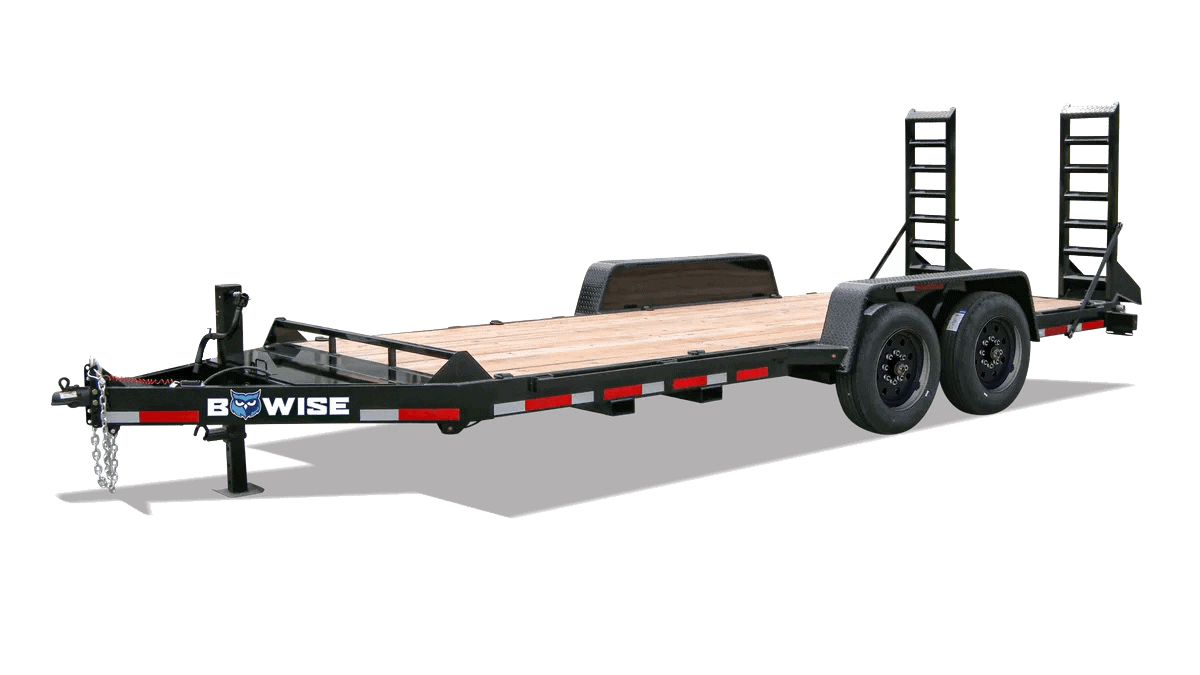 Bwise Trailer for sale with new Bwise Logo 2021 Equipment Trailers