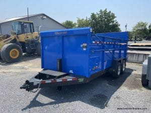 USED Bwise DU16-15 Blue with Black frame 2019 - KC006174