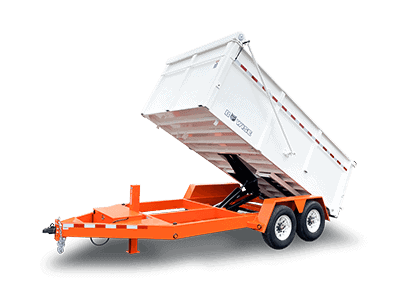 dump trailers for sale category
